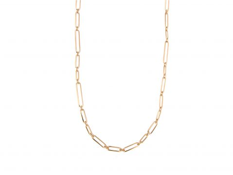 Kette Rotgold 750, 90 cm